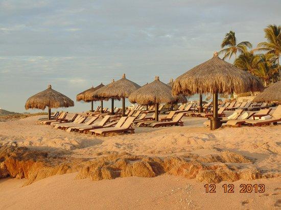 Grand Fiesta Americana Los Cabos All Inclusive Golf & Spa: Beach area