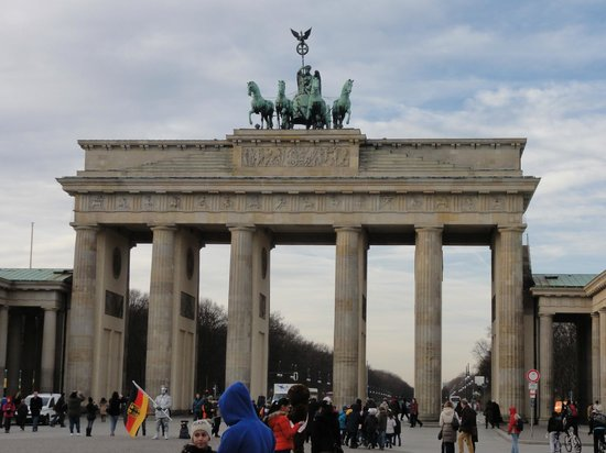 SANDEMANs NEW Europe - Berlin: Starting point of the tour.