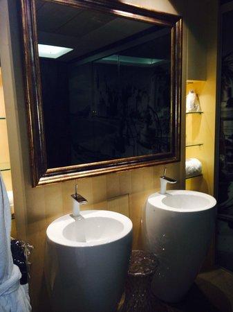 Hotel MIM Sitges : El baño