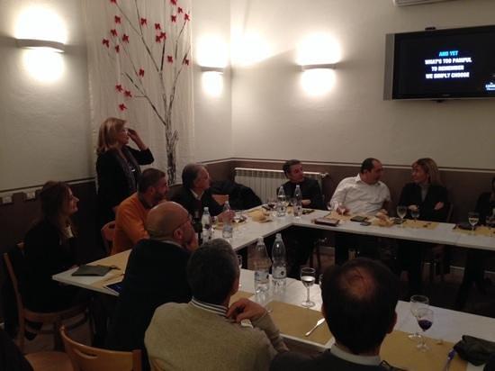 Cena Tra Amici Picture Of La Cucina Di Nonna Lavinia