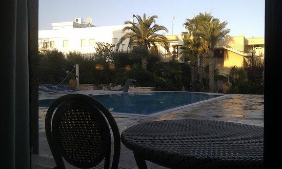 Hotel Cuor di Puglia : vista dalla stanza