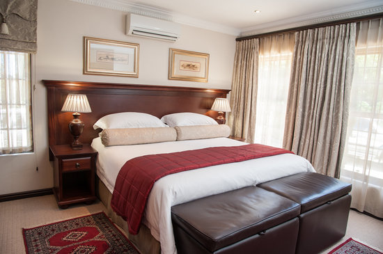 Blaauwheim Guest House: Pinotage luxury suite