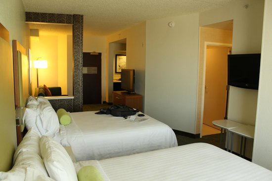 SpringHill Suites Phoenix Downtown: View of the room