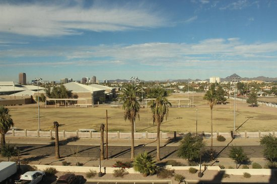 SpringHill Suites Phoenix Downtown : View from the room