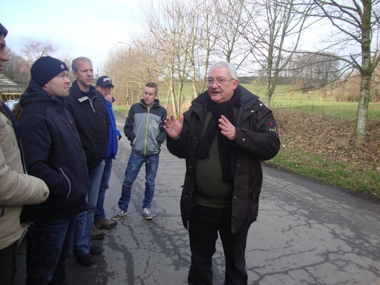 Bastogne Guided Tours