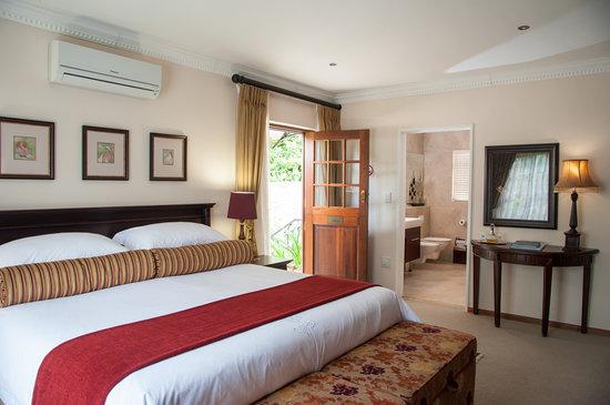 Blaauwheim Guest House: Shiraz deluxe bedroom