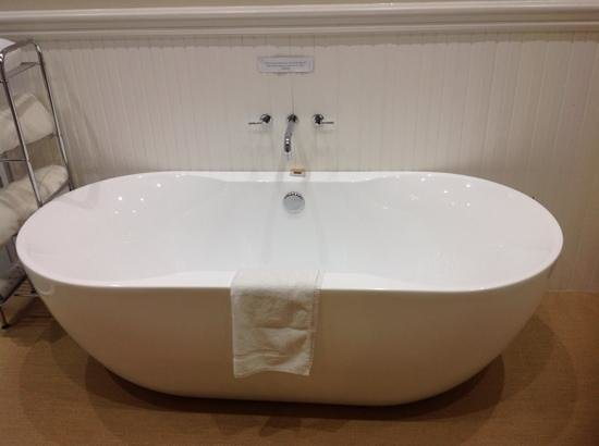 Losehill House Hotel & Spa : en suite