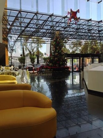 Holiday Inn Plaza Dali Mexico City: lobby