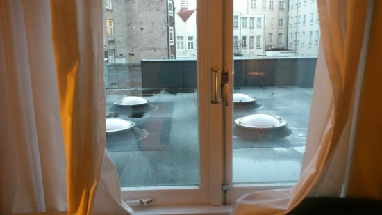 Park Hotel Amsterdam: View from room.