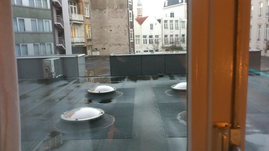 Park Hotel Amsterdam: view from window.. :(