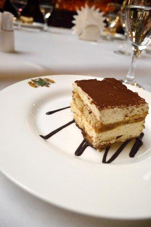 Restaurant Metropole : Tiramisu at Metropol