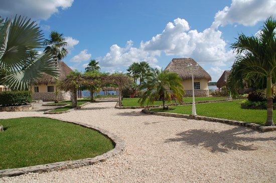 The Native Choice Tours: Bacalar Logoon Resort