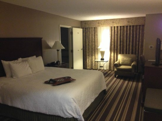 Hampton Inn & Suites Memphis - Beale Street : Hampton Inn & Suites (Memphis) - Room