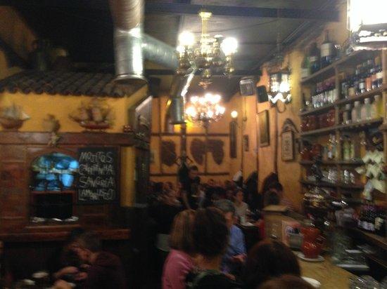 Taberna Malaspina : bar