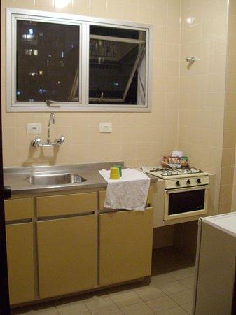 Augusta Park Residence: Cocina