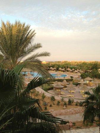 Park Inn by Radisson Sharm El Sheikh Resort: Pool view