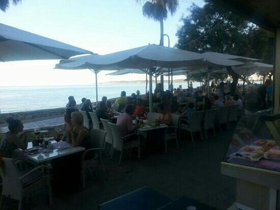 Carlo's Restaurant: Ein schöner Sommerabend im Restaurante Carlos♡