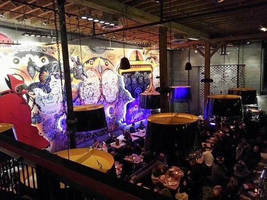 SoHo Metropolitan : El Catrin restaurant