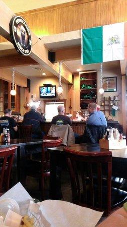 Sully's Pub and Grill: Interior of the pub