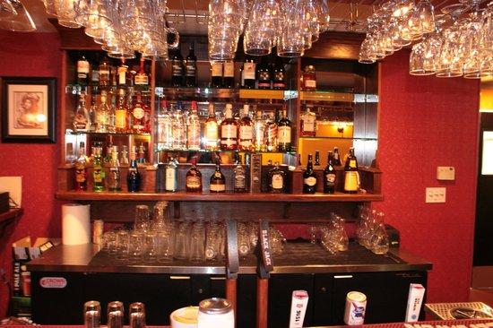 Safta's : We have a great pub area