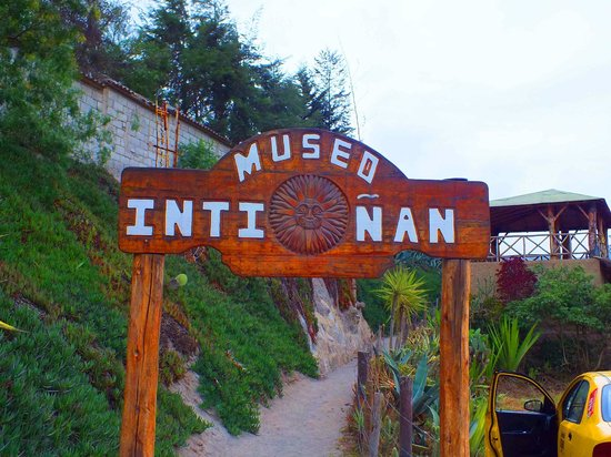 Intinan Museum : You are getting close