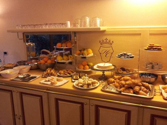 Hotel Cavour : Colazione