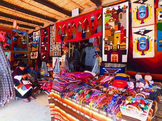 Intinan Museum : Bring extra money