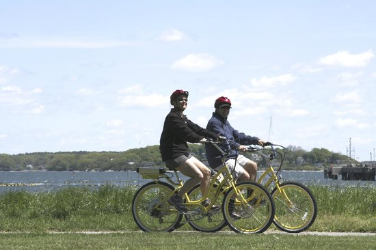 I love electric bikes picture of summer feet cycling for Bike rides in maine