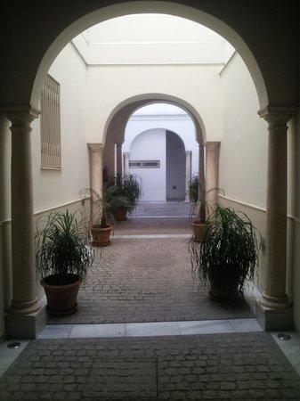 Castellar Singular Apartments : Entrada