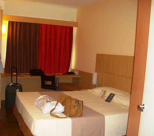 Hotel Ibis Florianopolis: Habitación