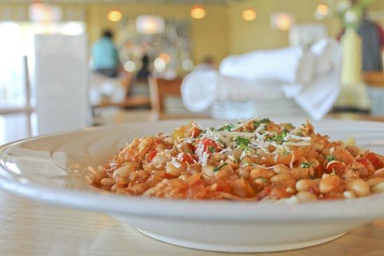 Bay Pointe Inn & Restaurant: Tuscan Chicken