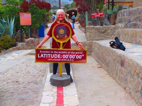 Intinan Museum : True Equator