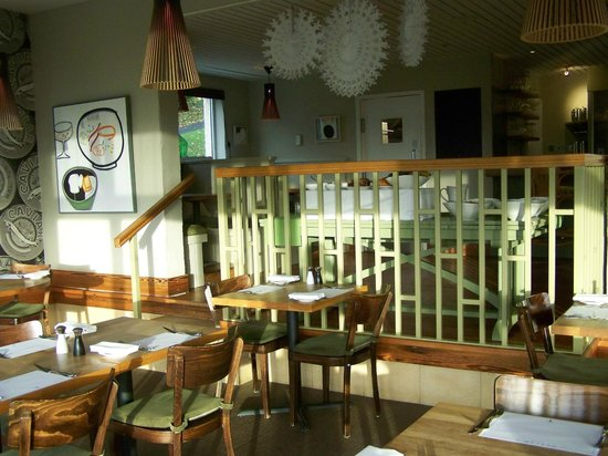 The St Enodoc Hotel: Restaurant