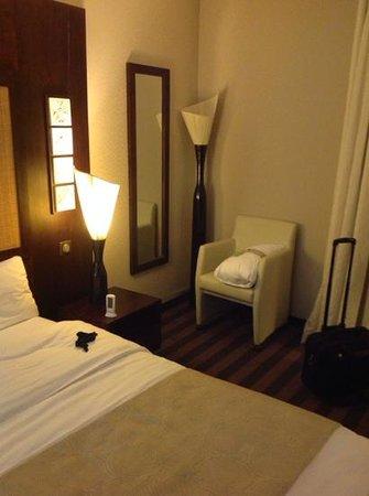 7Hotel&Fitness : chambre