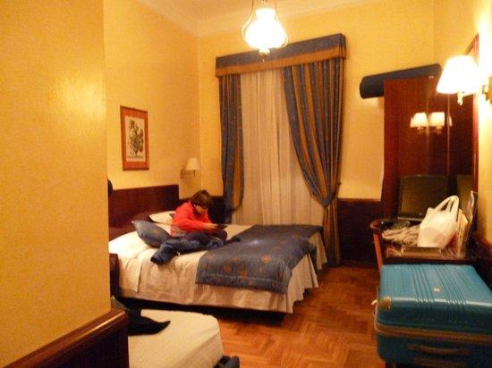 Hotel Nord Nuova Roma : HABITACION