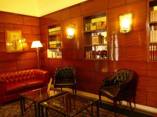 Hotel Nord Nuova Roma: SALON DEL HOTEL
