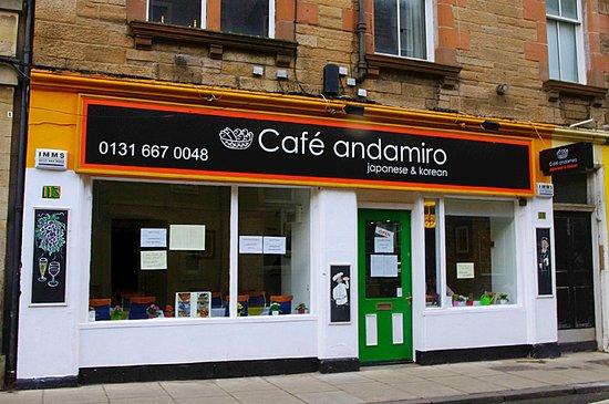 Cafe andamiro