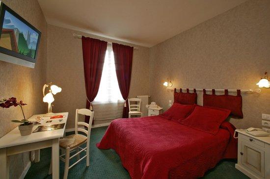 Hotel de Bordeaux: Chambre double