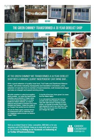 Green Chimney: Transformed a 30 Yr Derelict Shop