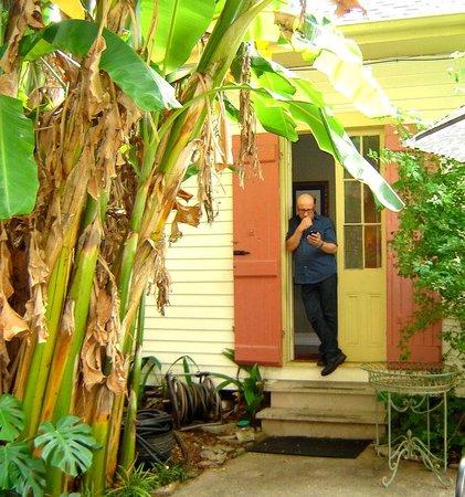 Maison de Macarty: Our romantic little cabin