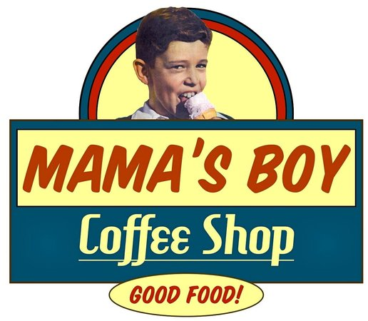 Mama's Boy: Our logo