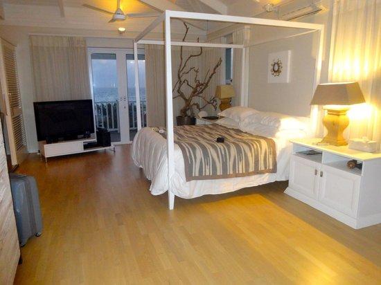 Sea Five Boutique Hotel : chambre