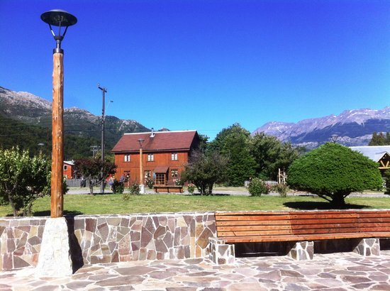Antigua Casona Patagonia B&B : Antigua Casona fronte Piazza