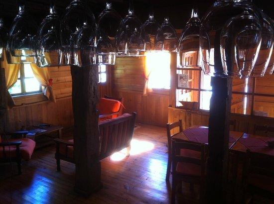 Antigua Casona Patagonia B&B : Interno