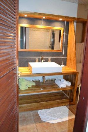 Le Rayon Vert : la salle de bain