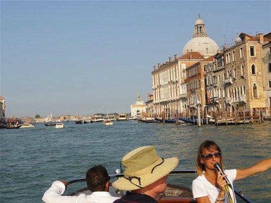 Venice escorted vacations