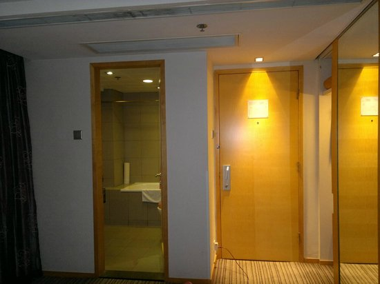 Kew Green Hotel Wanchai Hong Kong: Entrata