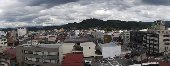Takayama Ouan: View from my room