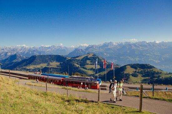 Mt. Rigi: Última Estação do Monte Rigi