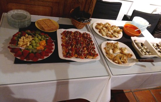 Bay Street Bistro: We would love to cater your next event!